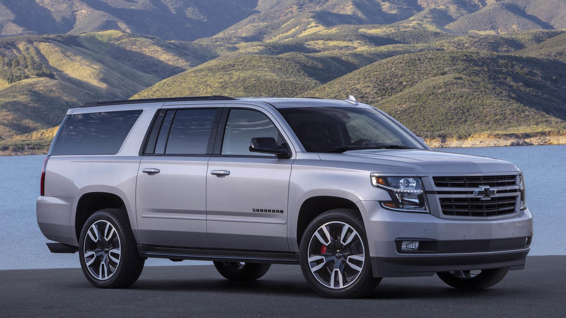Chevrolet Suburban RST 2019 (1)