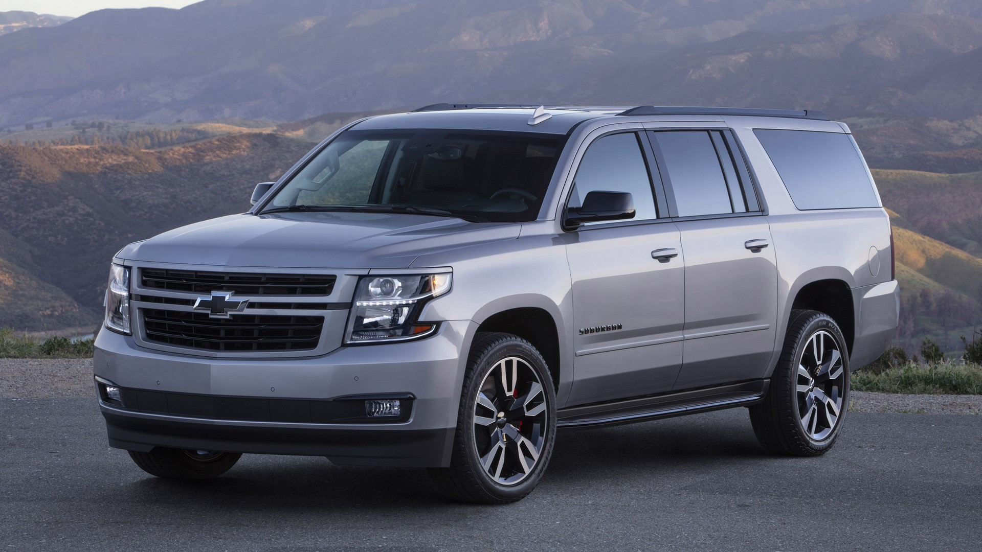 Chevrolet Suburban RST 2019 (3)