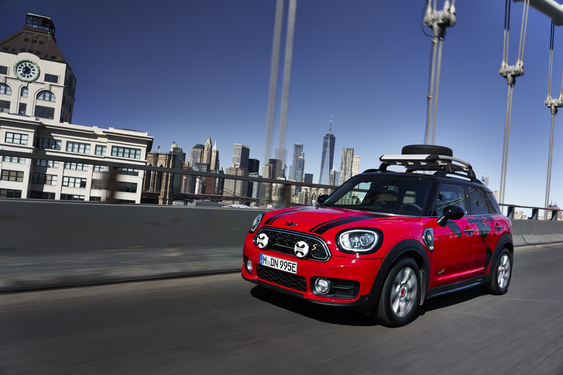 Mini Countryman Panamericana Plug-In Hybrid (3)