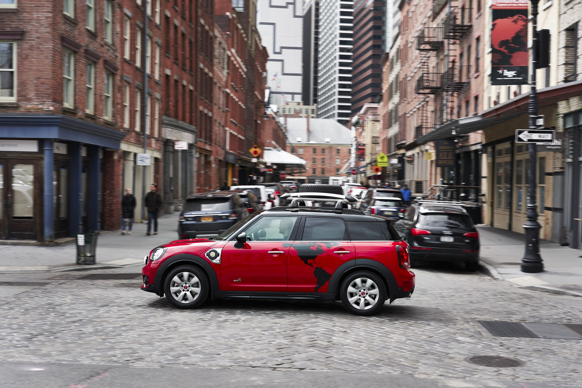 Mini Countryman Panamericana Plug-In Hybrid (7)