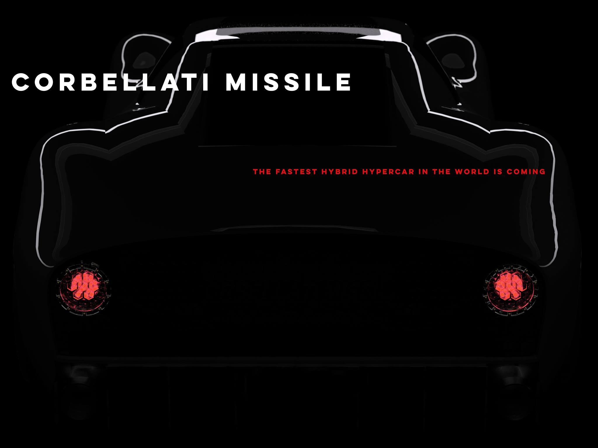 Corbellati Missile teasers (6)