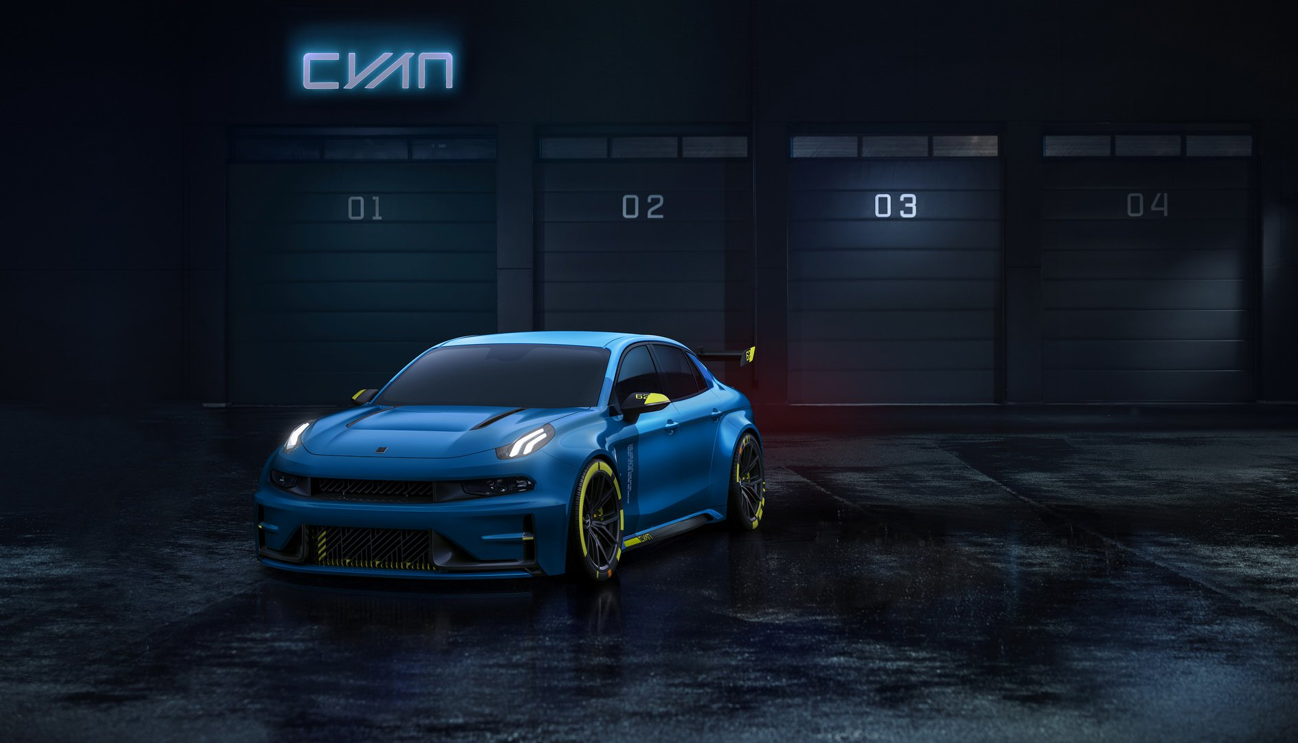 Cyan Racing Lynk Co 03 TCR 2019 (1)