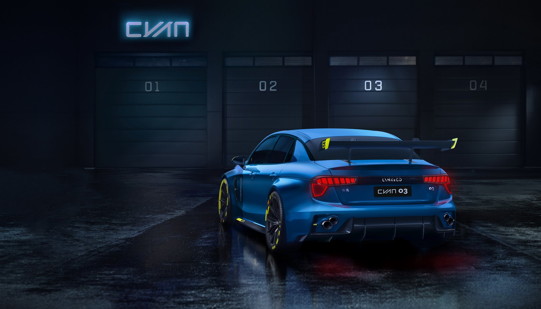 Cyan Racing Lynk Co 03 TCR 2019 (2)