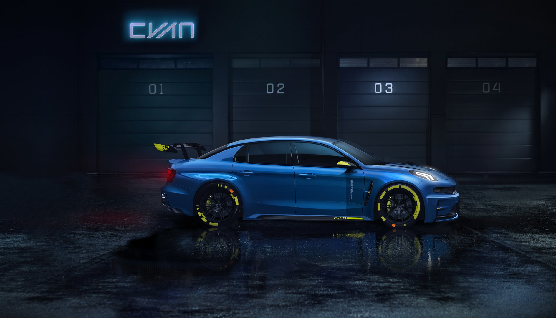 Cyan Racing Lynk Co 03 TCR 2019 (3)