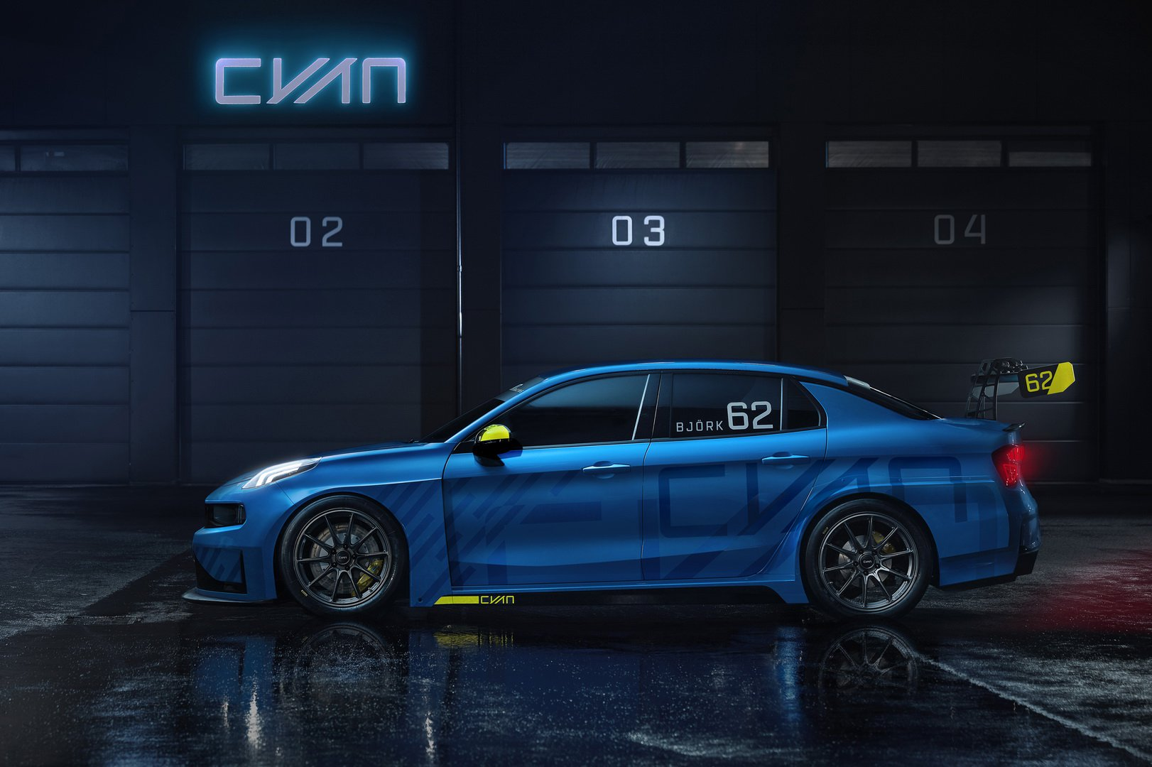Cyan Racing Lynk Co 03 TCR 2019 (8)