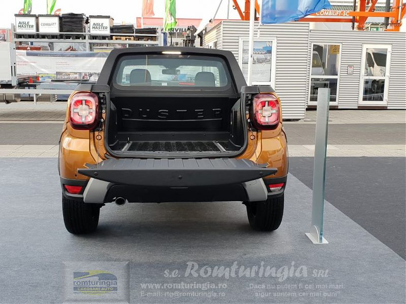 Dacia Duster Pickup (12)