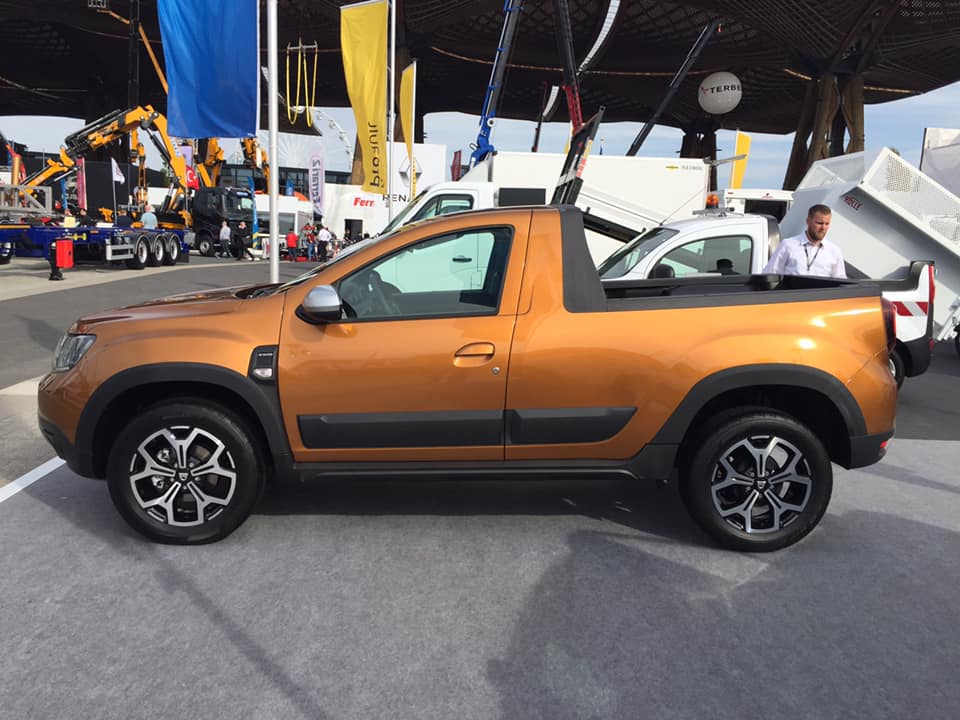 Dacia Duster Pickup (2)