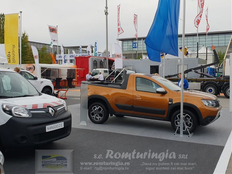 Dacia Duster Pickup (6)