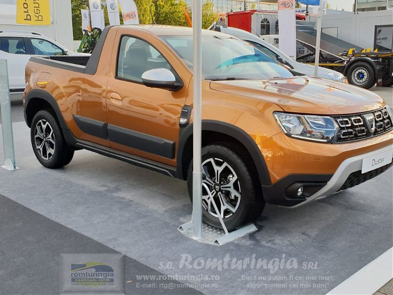 Dacia Duster Pickup (7)