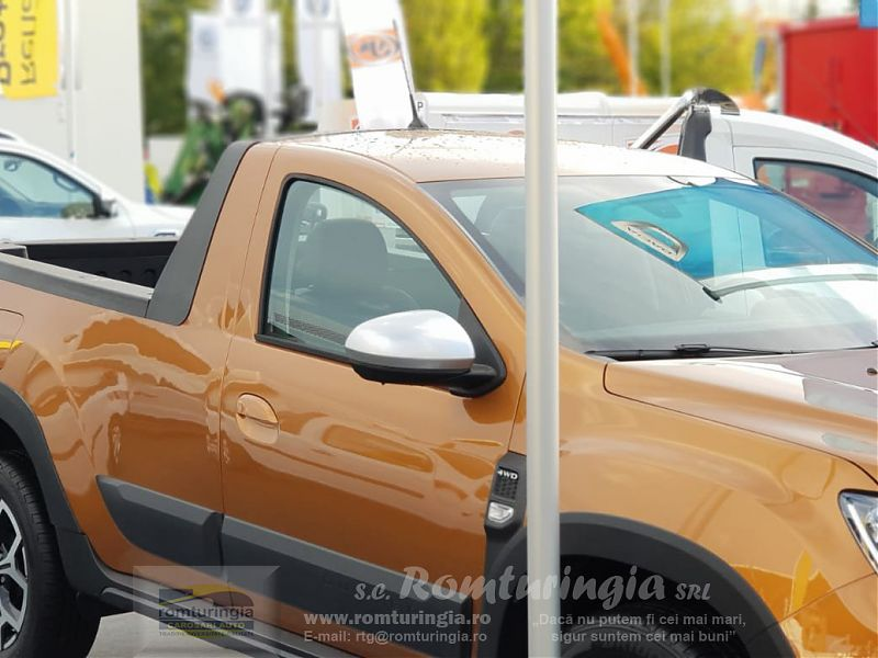 Dacia Duster Pickup (8)