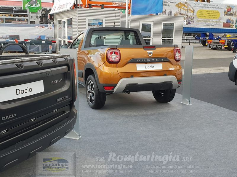 Dacia Duster Pickup (9)