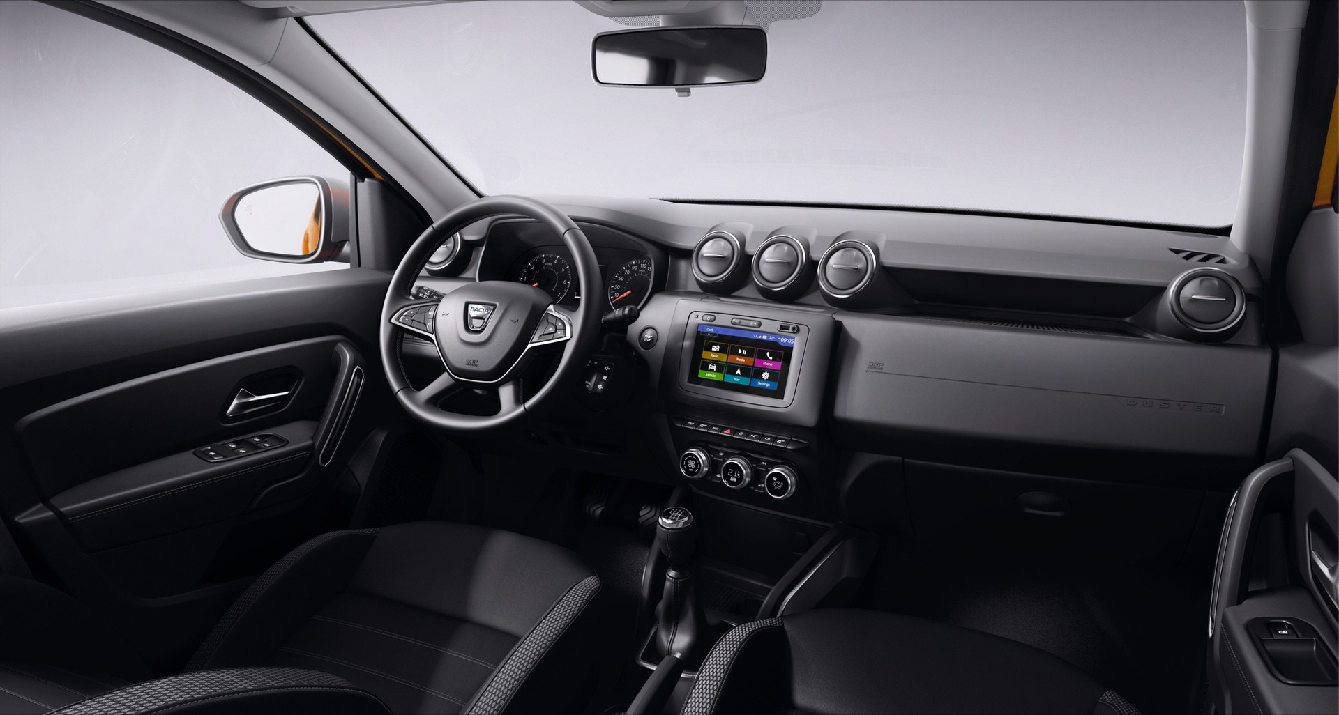 2017 -  New Dacia DUSTER