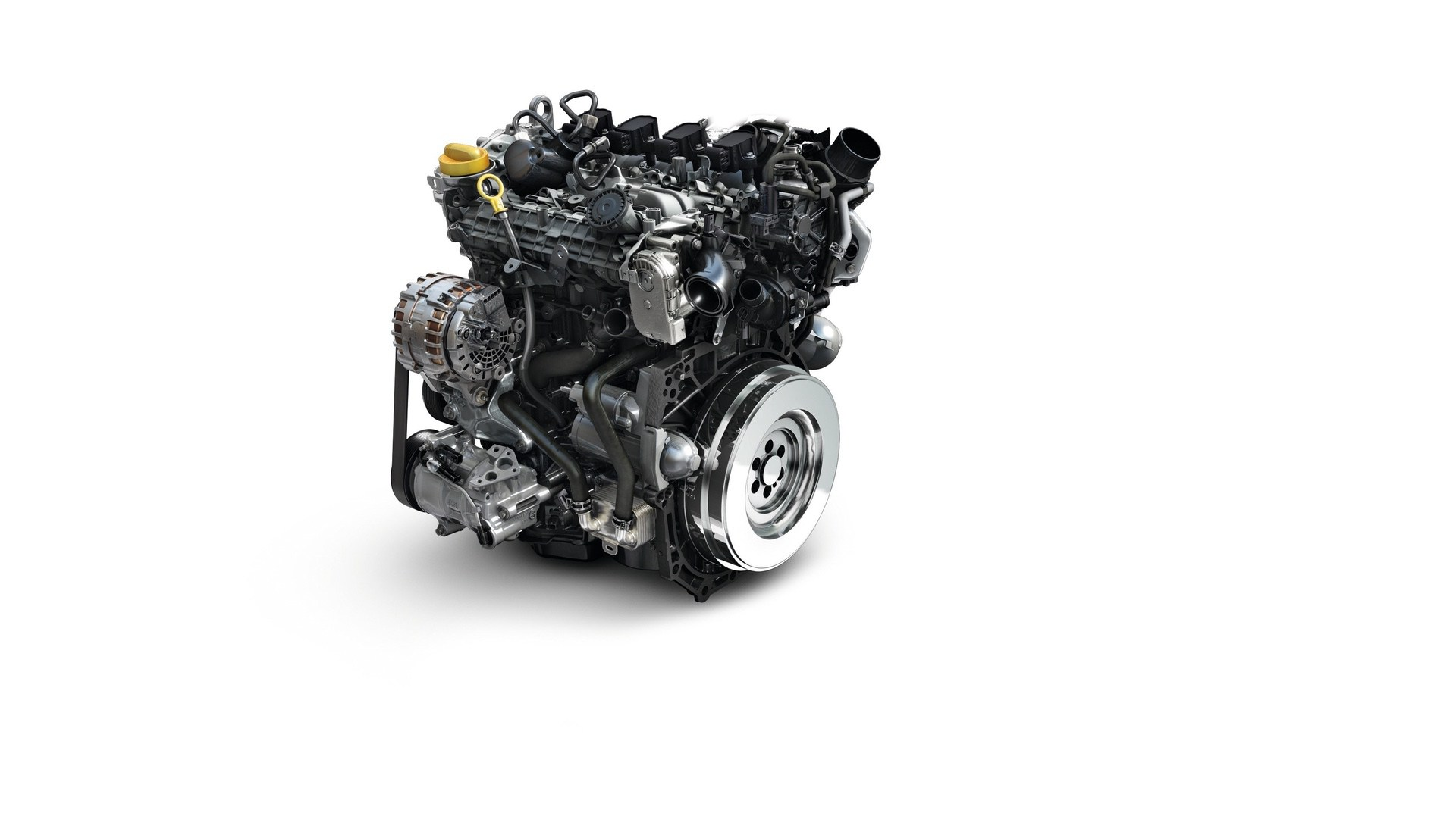 2017 - Energy TCe 115 to 160 engine