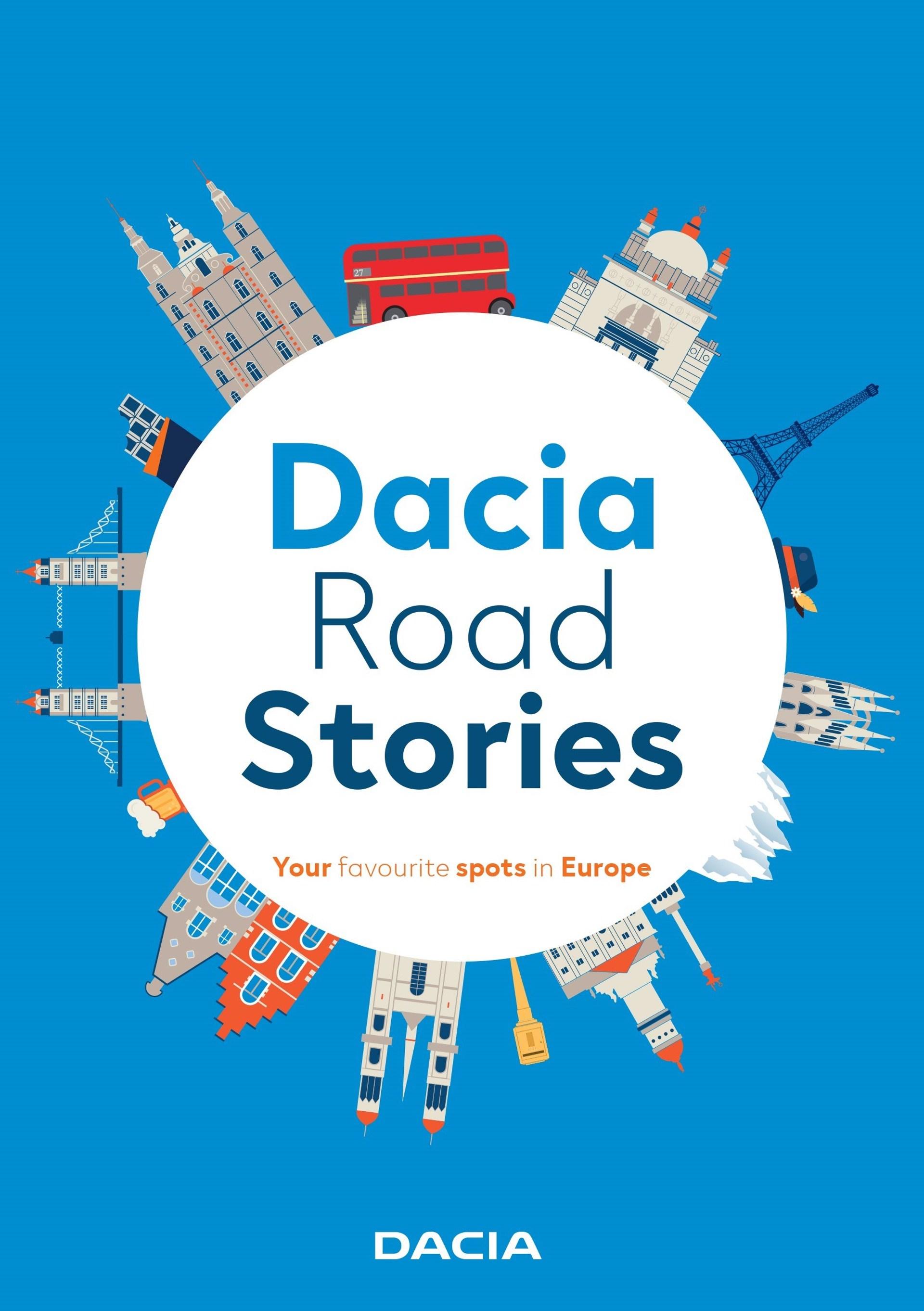 #DaciaRoadStories