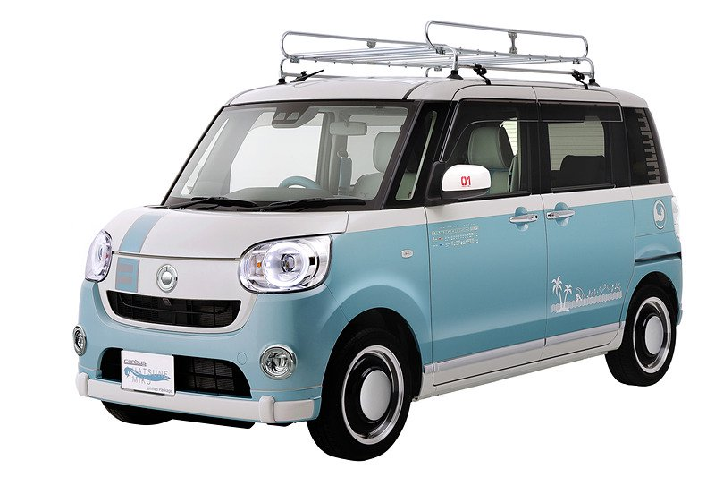 Daihatsu Tokyo Auto Salon 2019 (4)