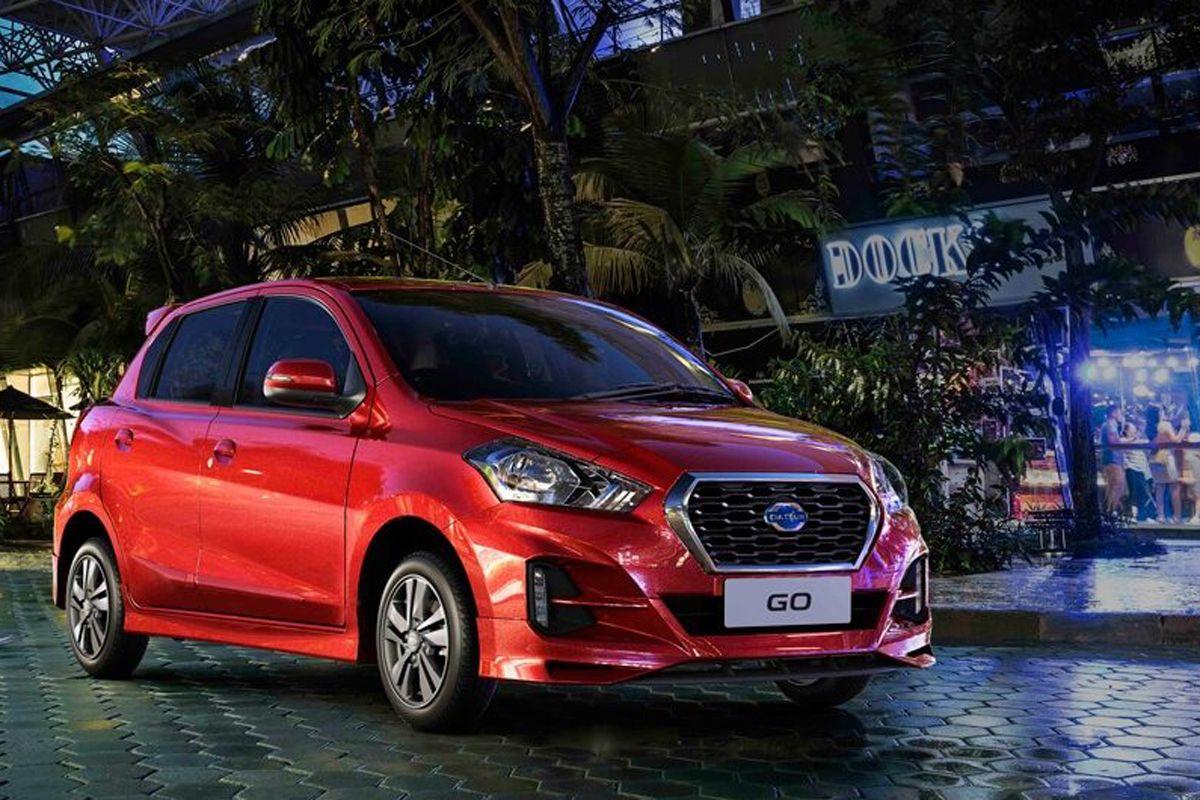 Datsun Go facelift 2018 (1)