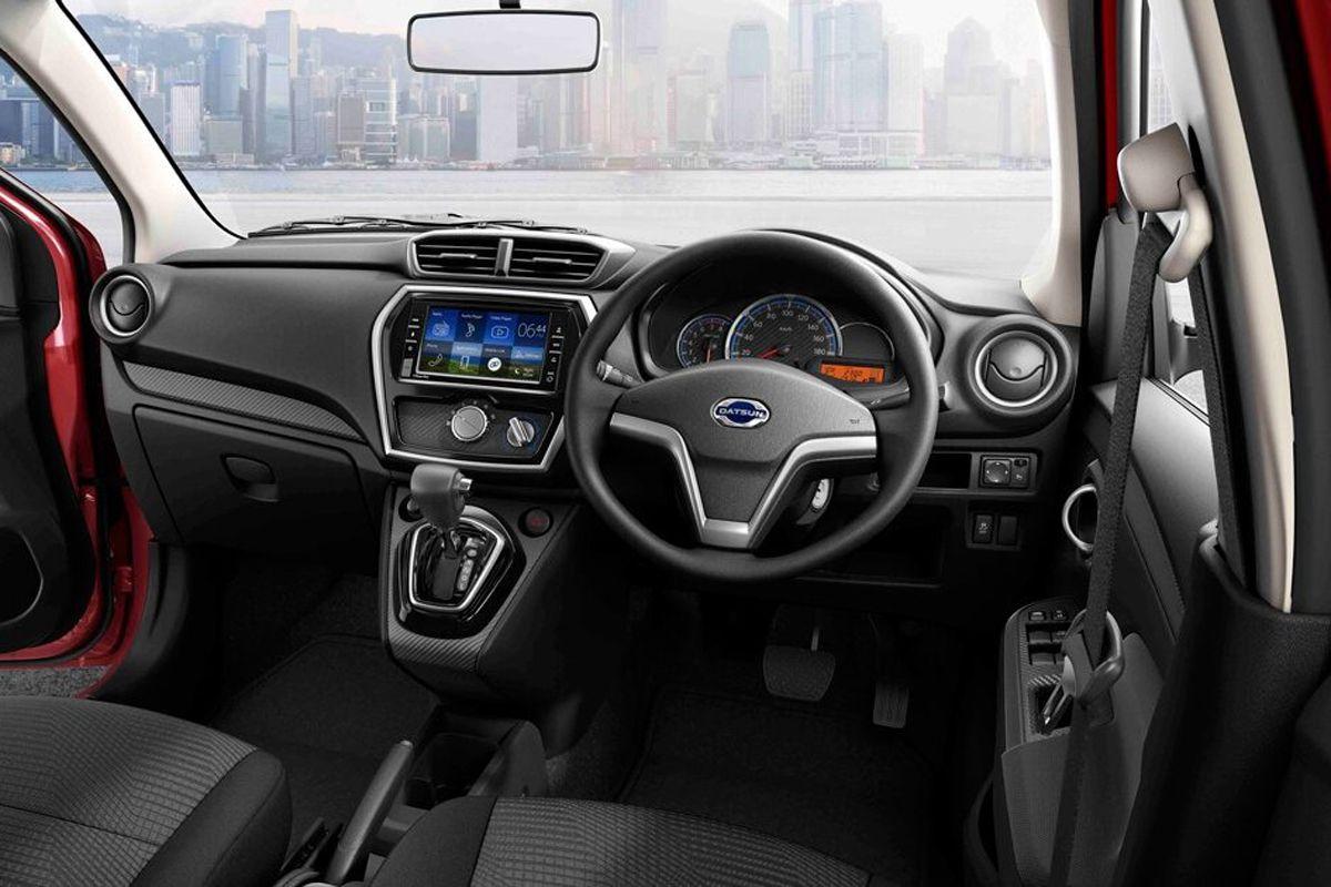 Datsun Go facelift 2018 (12)