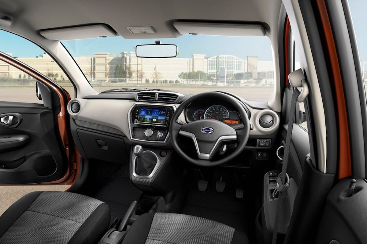 Datsun Go facelift 2018 (13)