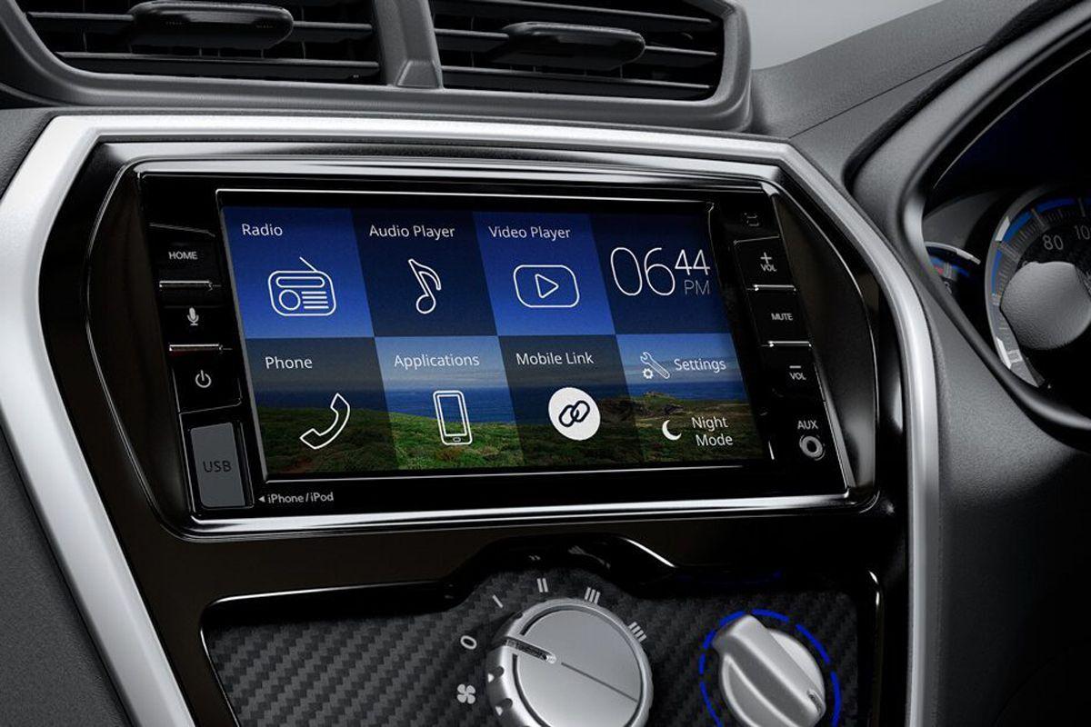 Datsun Go facelift 2018 (14)