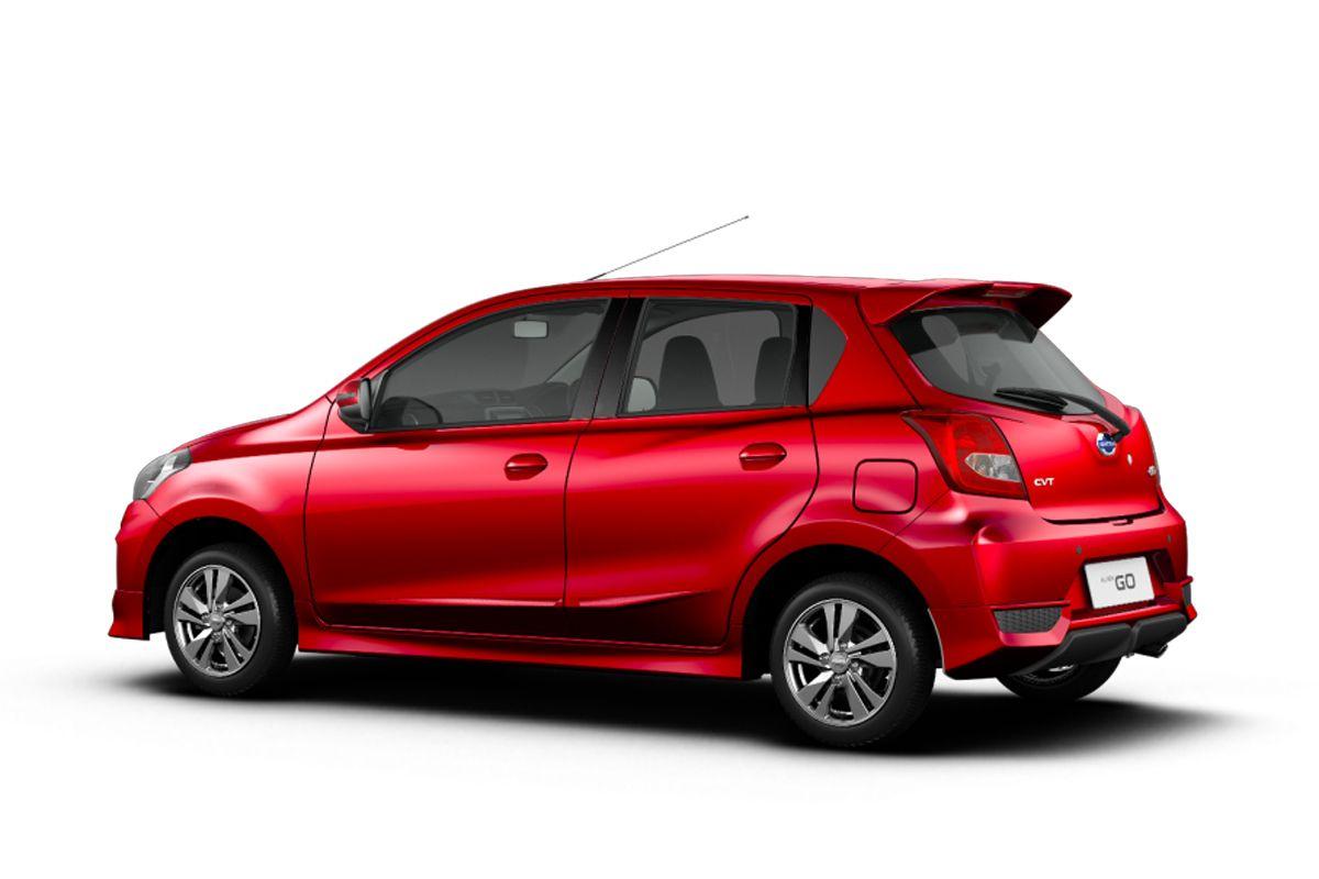Datsun Go facelift 2018 (2)