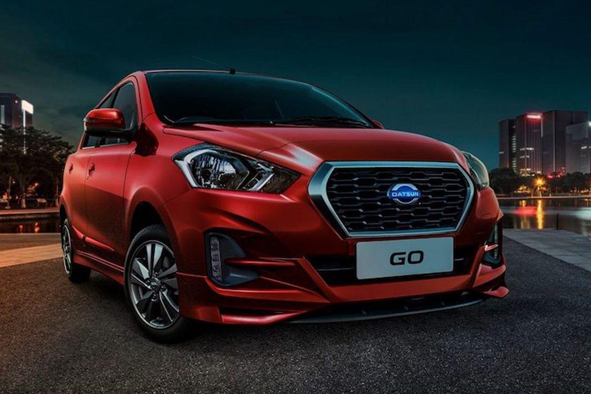 Datsun Go facelift 2018 (6)