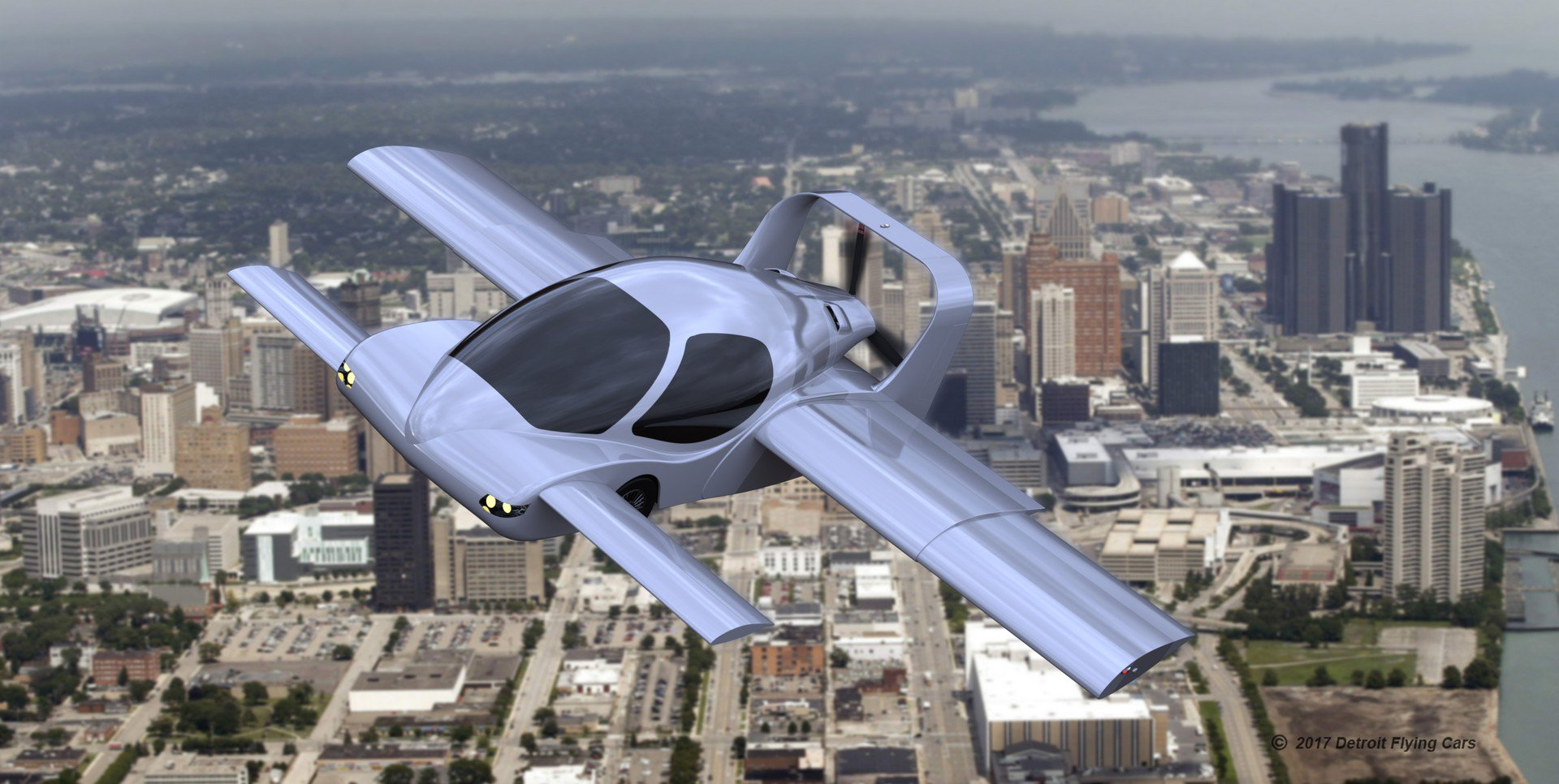 Detroit Flying Cars WD-1 concept (1)