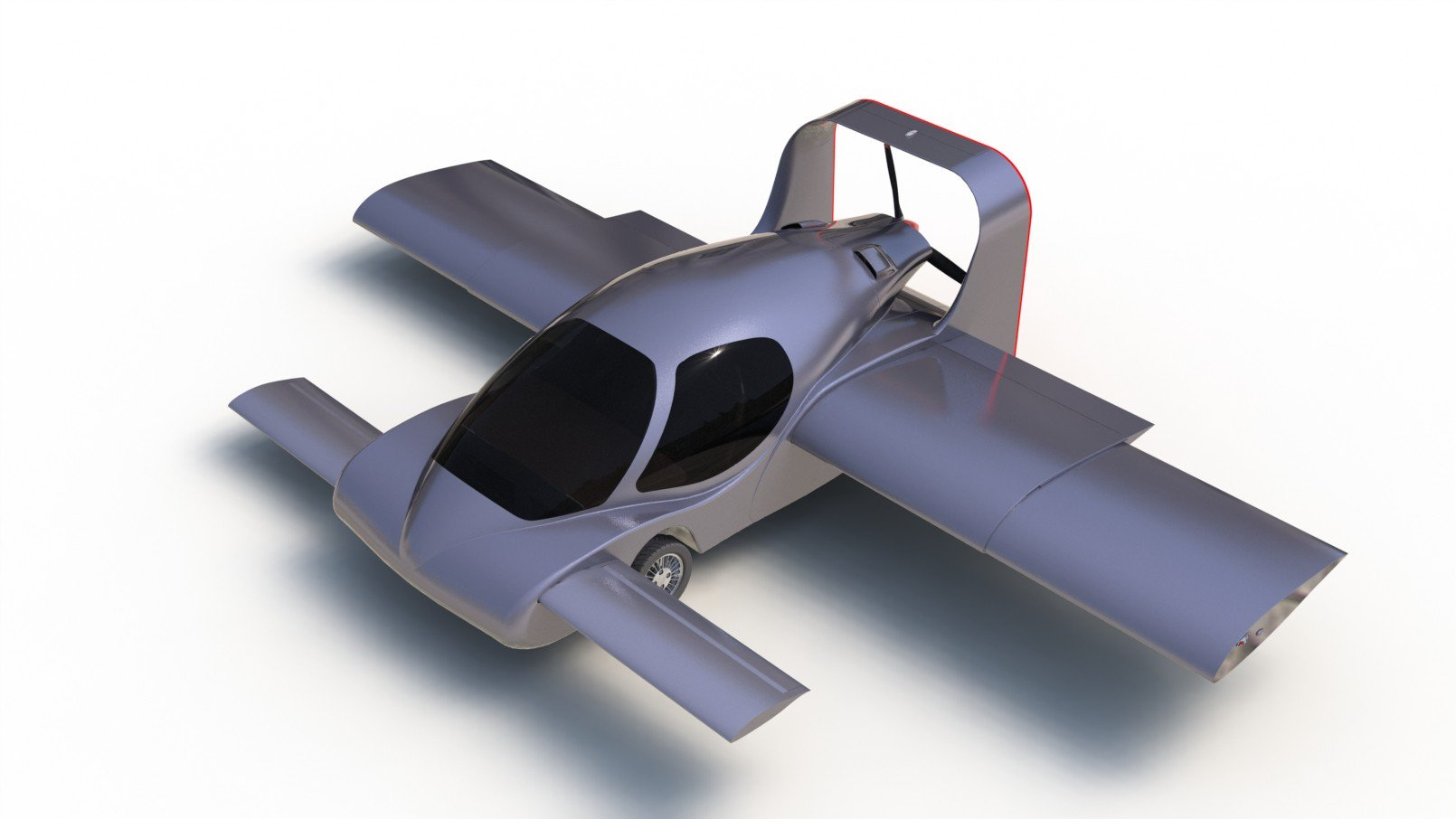 Detroit Flying Cars WD-1 concept (2)