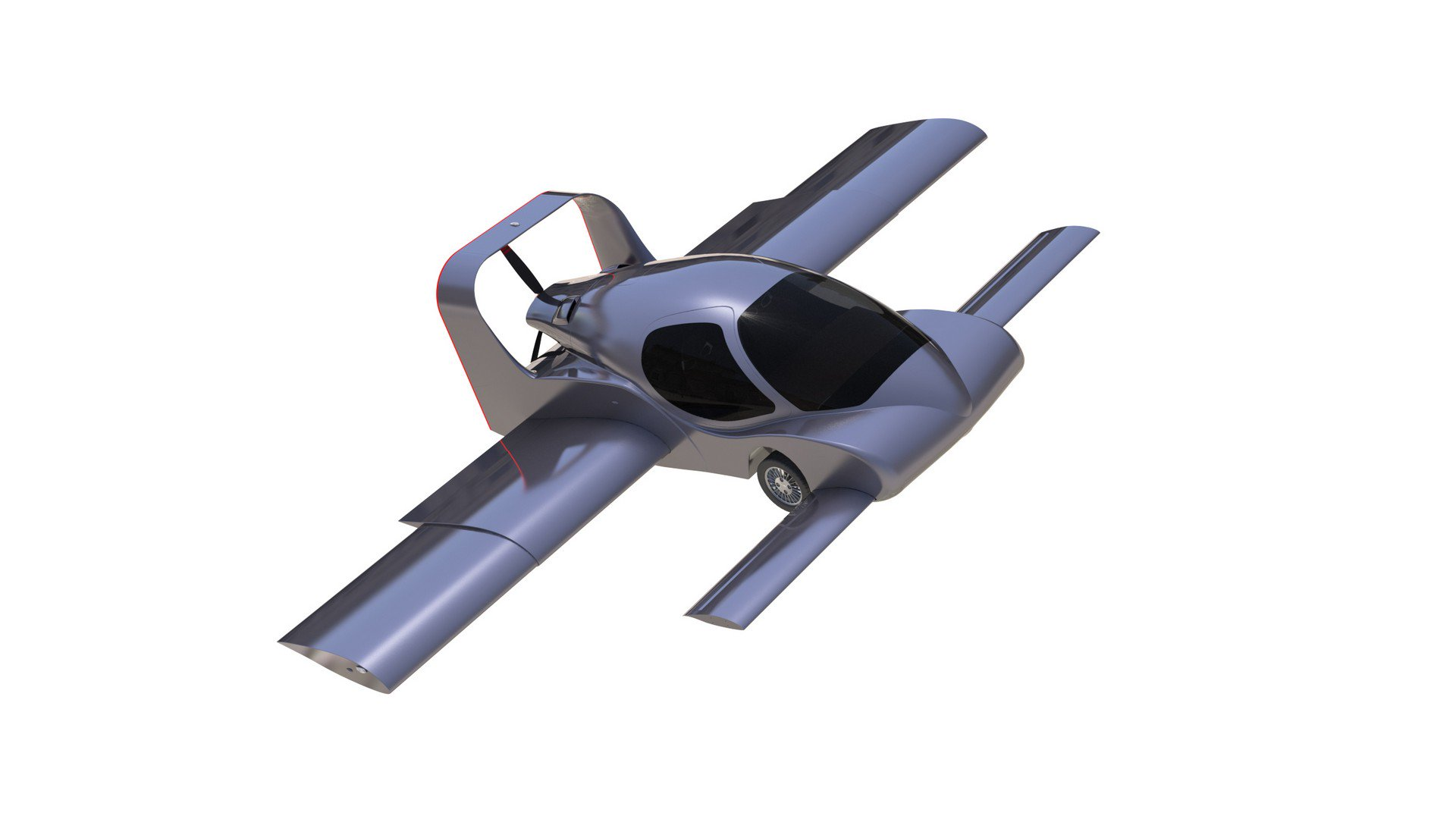 Detroit Flying Cars WD-1 concept (4)
