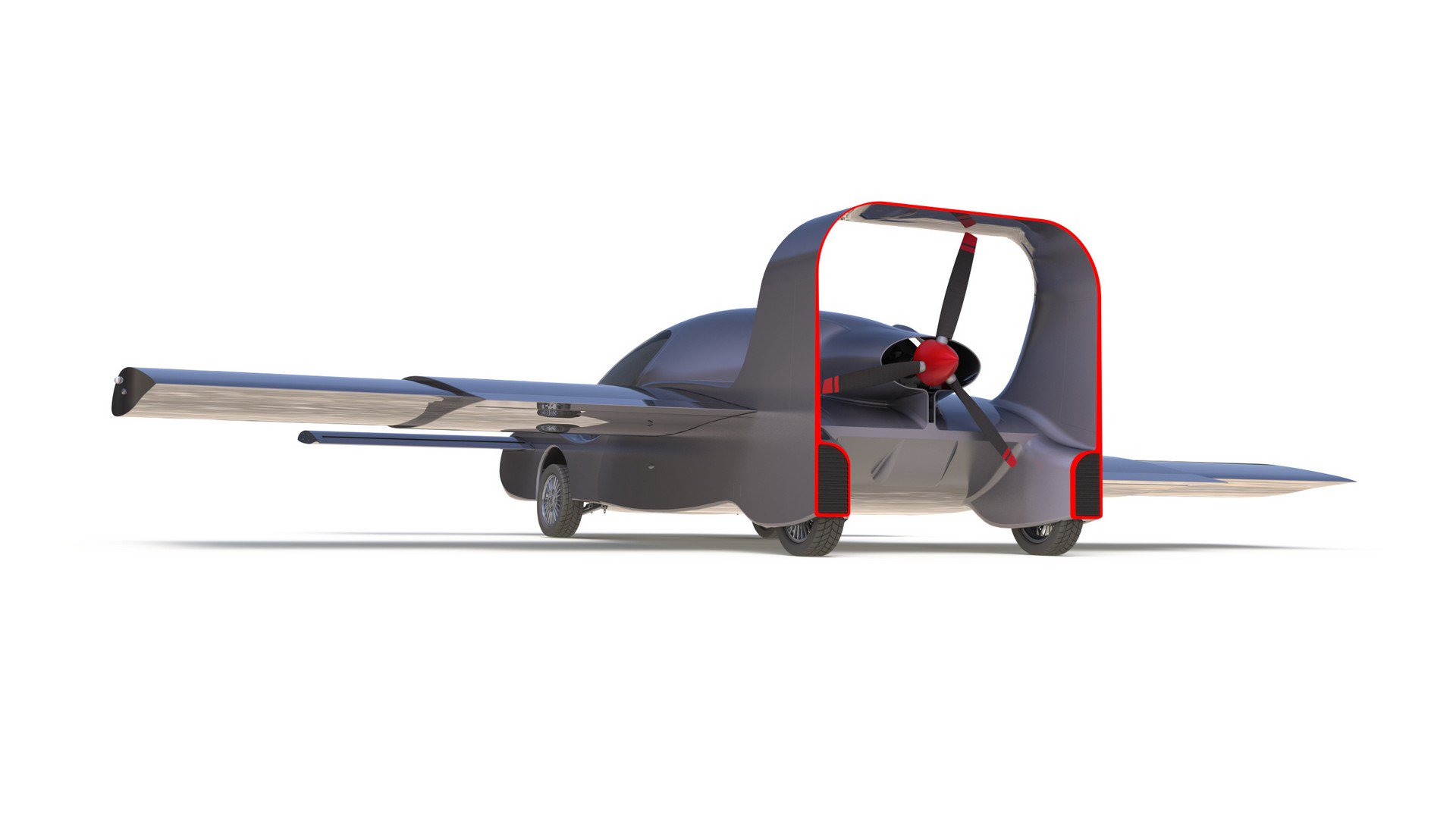 Detroit Flying Cars WD-1 concept (5)