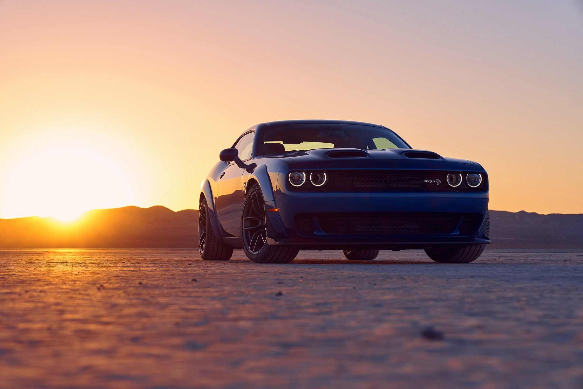 2019 Dodge Challenger SRT Hellcat Widebody