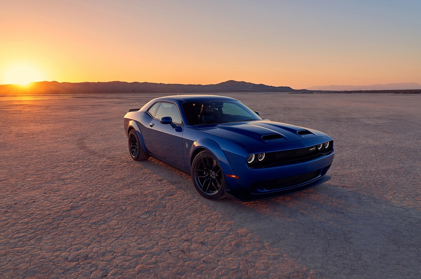 Dodge Challenger Hellcat Red Eye by Hennessey Performance (1)