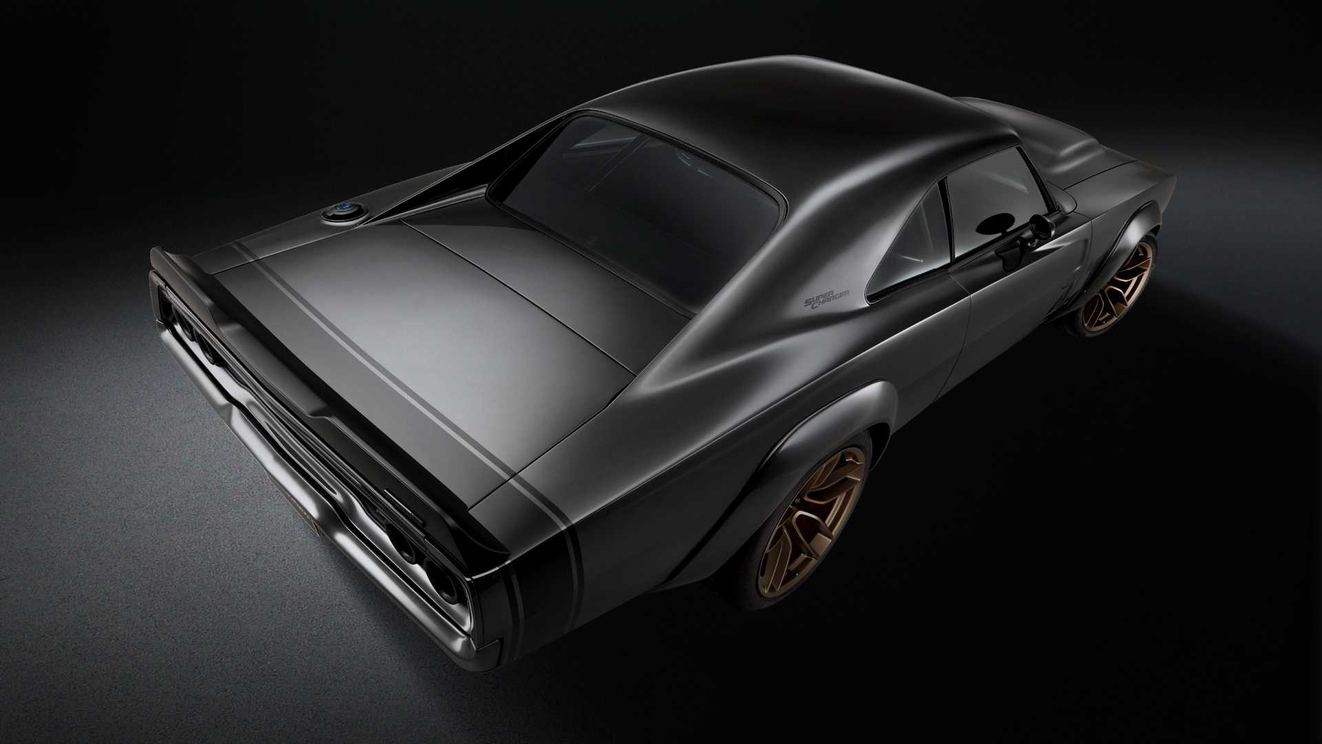 Dodge Super Charger Concept with Hellephant Crate Engine (3)