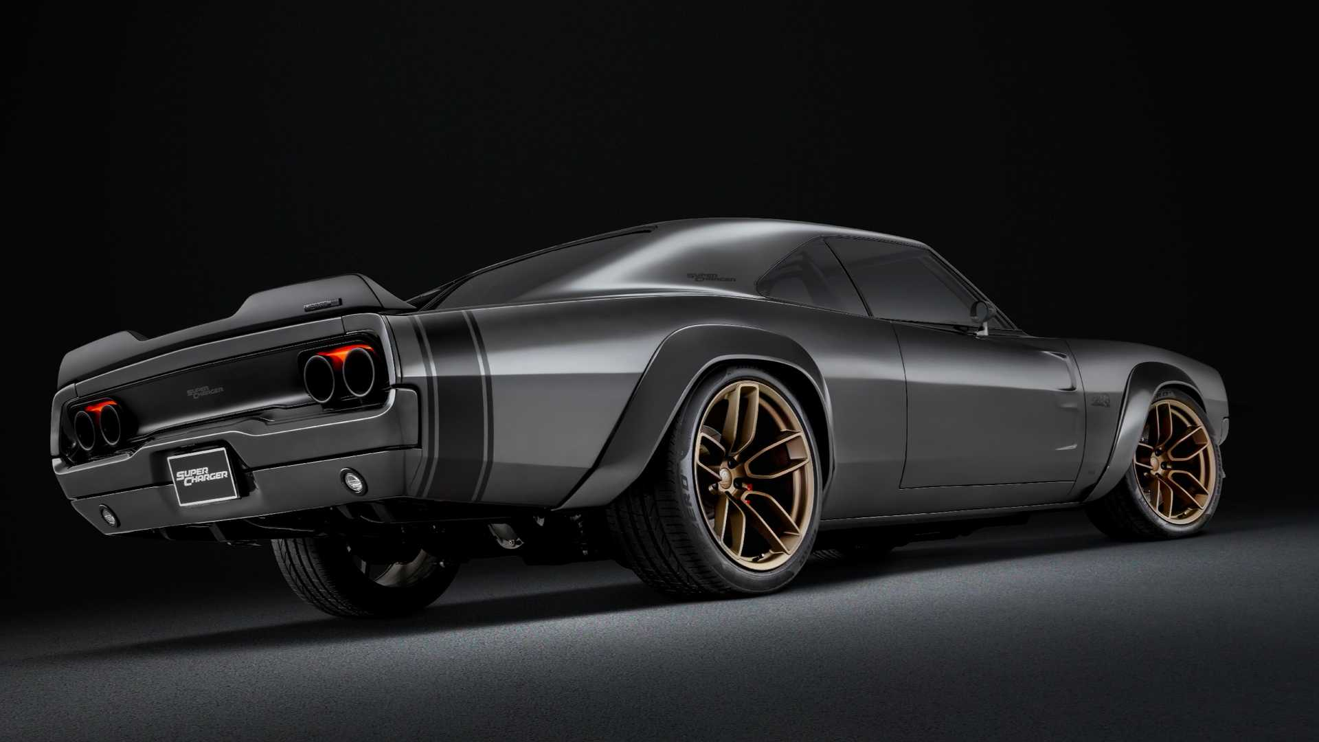 Dodge Super Charger Concept with Hellephant Crate Engine (5)