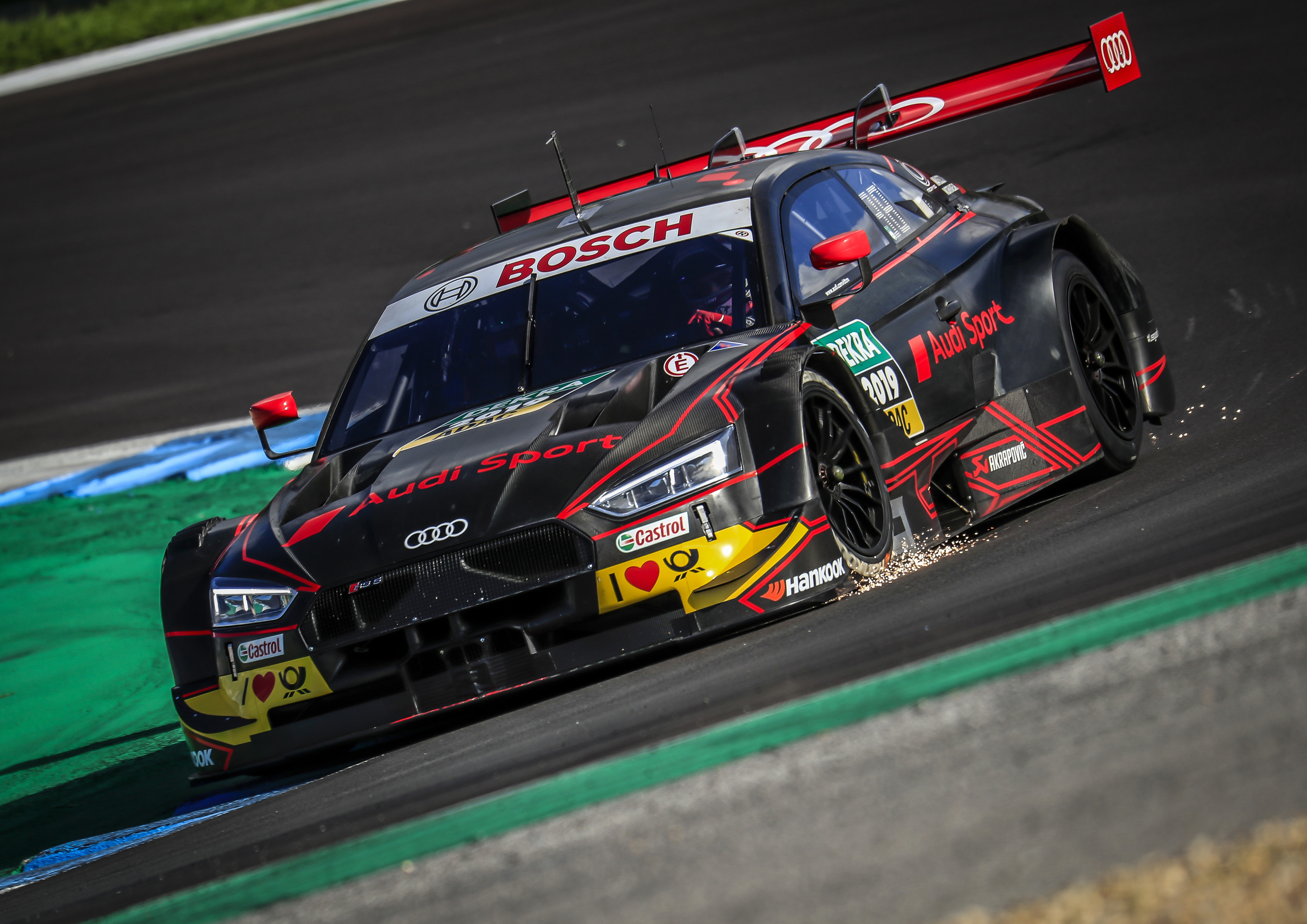 DTM 2019, Test Estoril