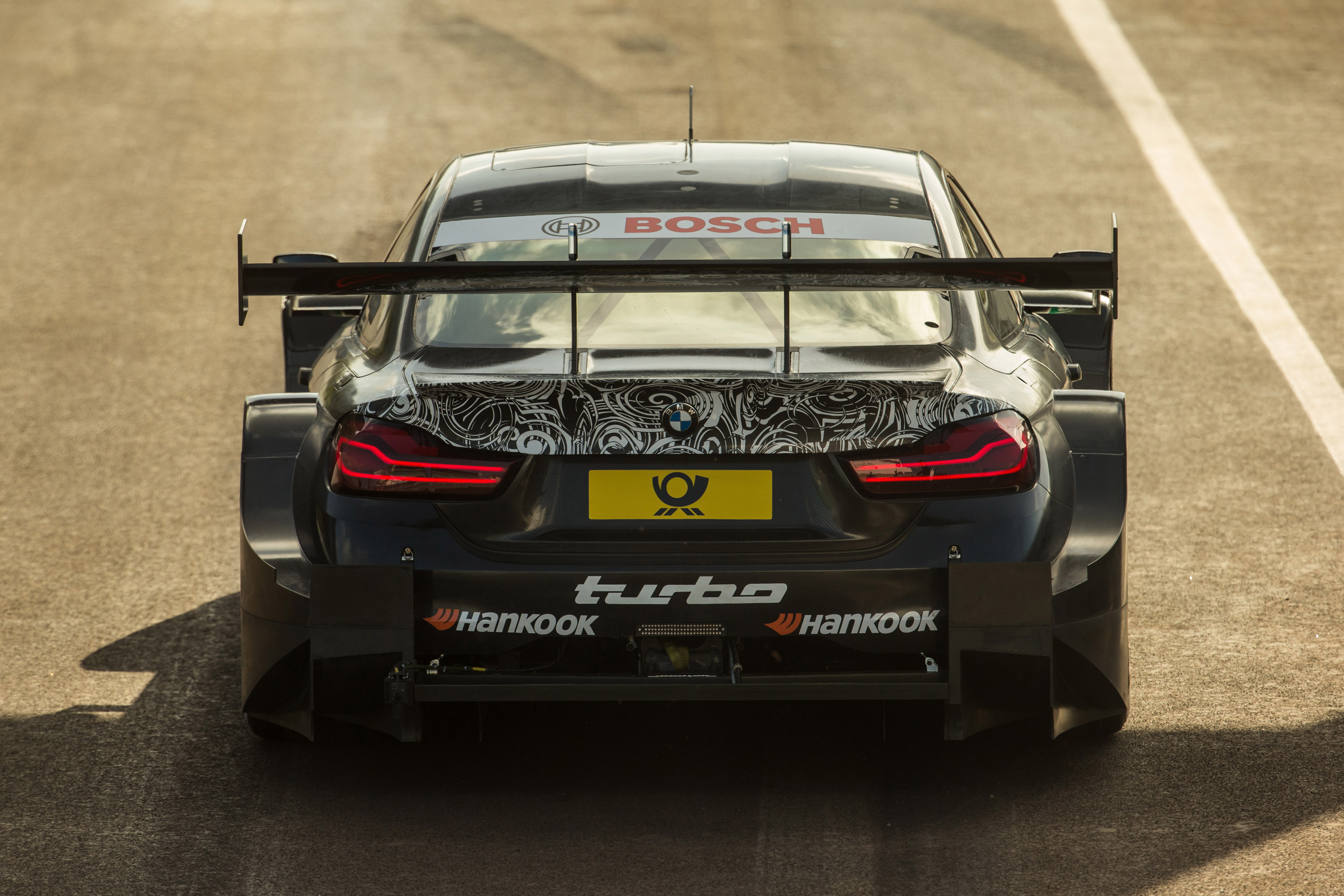 Estoril (Por) 12. November 2018. BMW M Motorsport, Testing Bruno Spengler (Can) BMW M4 DTM.