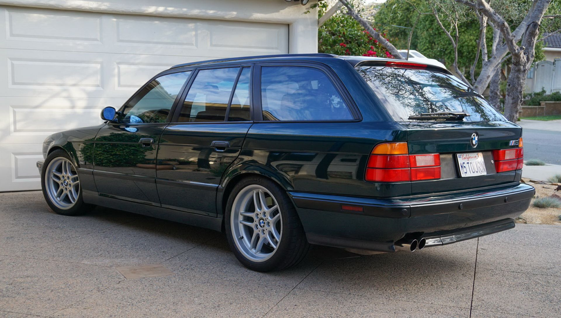 E34 BMW M5 Touring for sale (8)