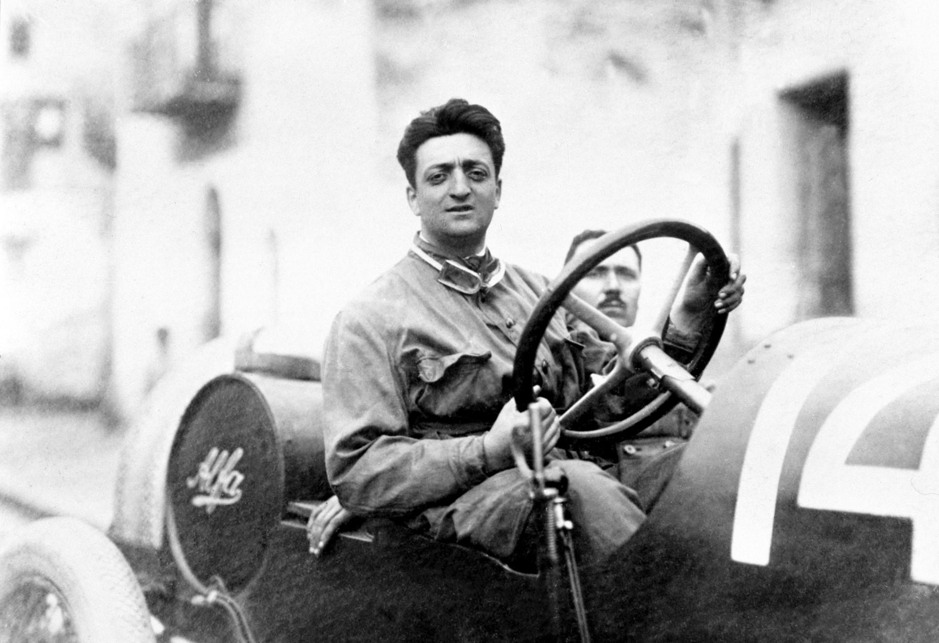 Enzo Ferrari 120 years (3)