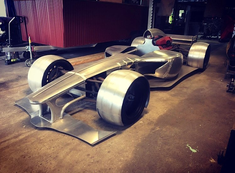 F1 road legal carZac Mihajlovic (1)