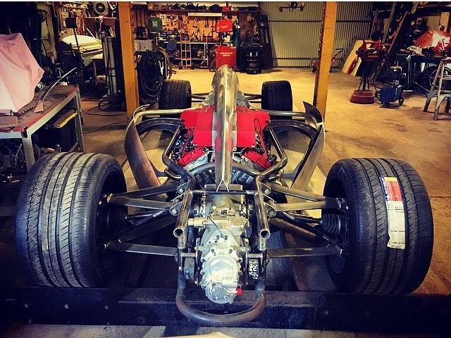 F1 road legal carZac Mihajlovic (4)