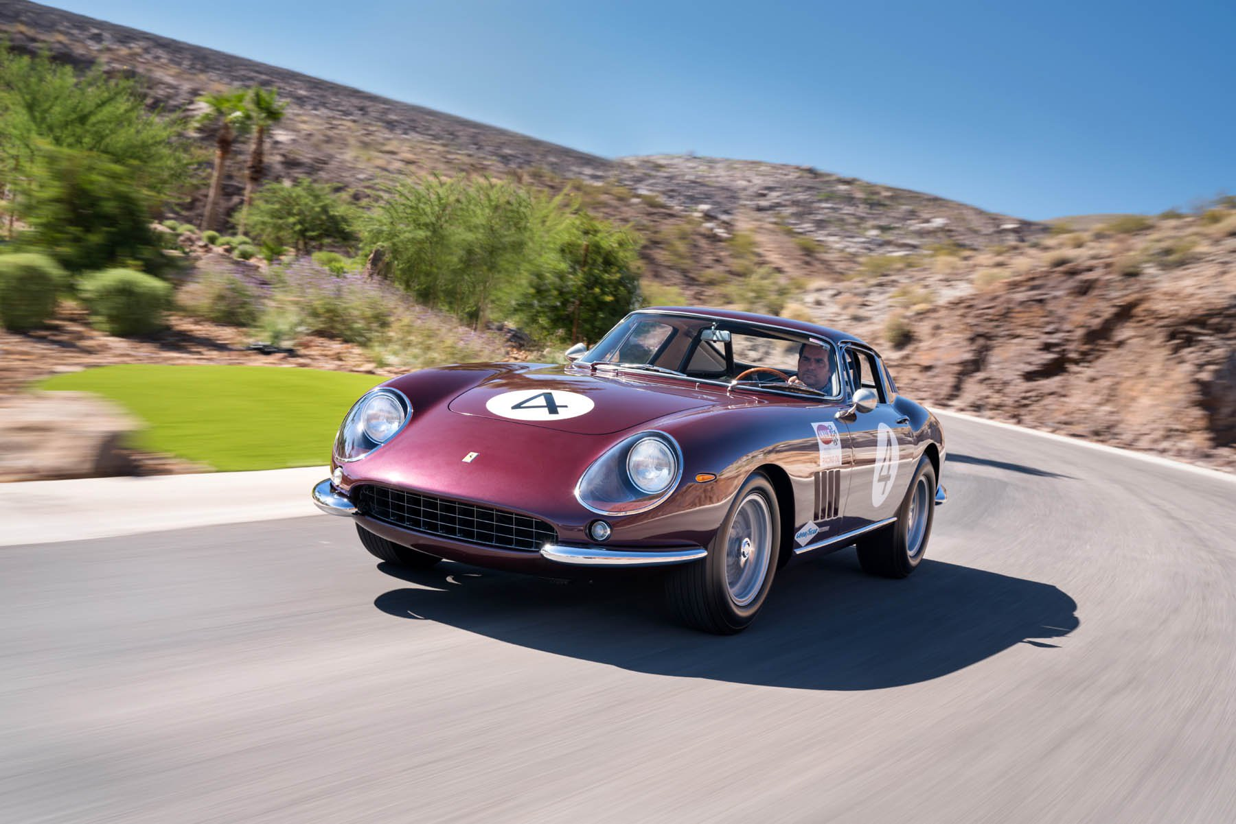 Ferrari 275 GTBC 1966 auction (1)