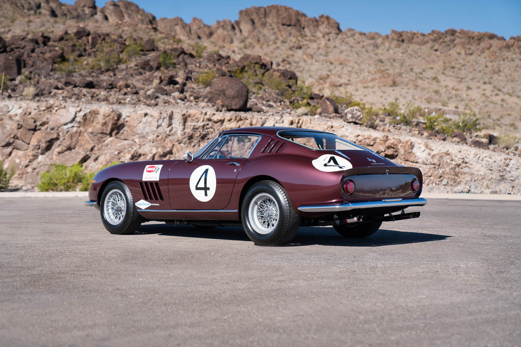 Ferrari 275 GTBC 1966 auction (3)
