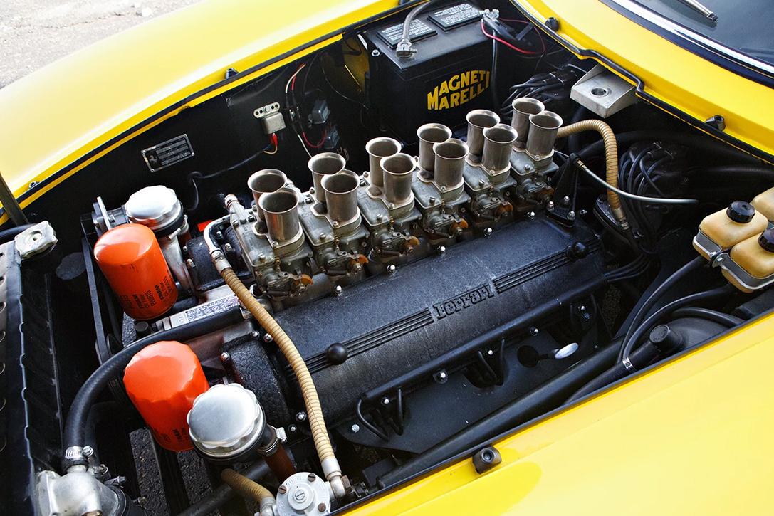 Ferrari 275 GTB prototype 1964 auction (2)