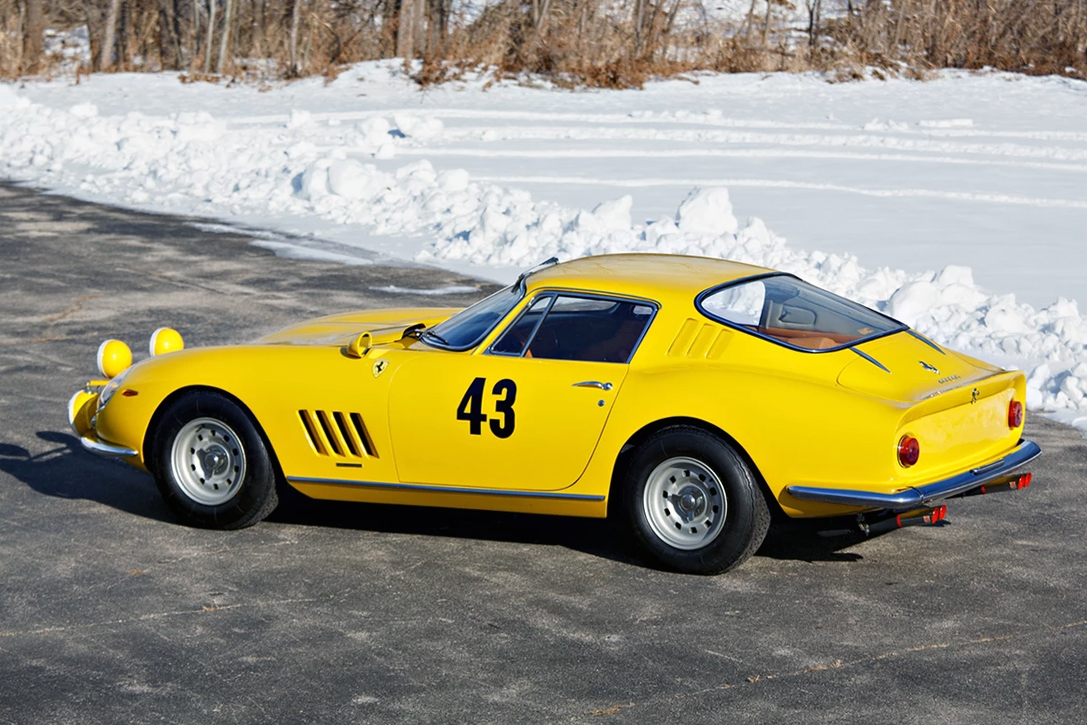 Ferrari 275 GTB prototype 1964 auction (3)