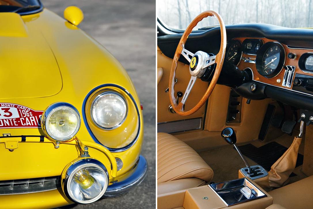 Ferrari 275 GTB prototype 1964 auction (4)