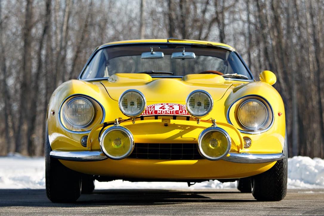 Ferrari 275 GTB prototype 1964 auction (5)
