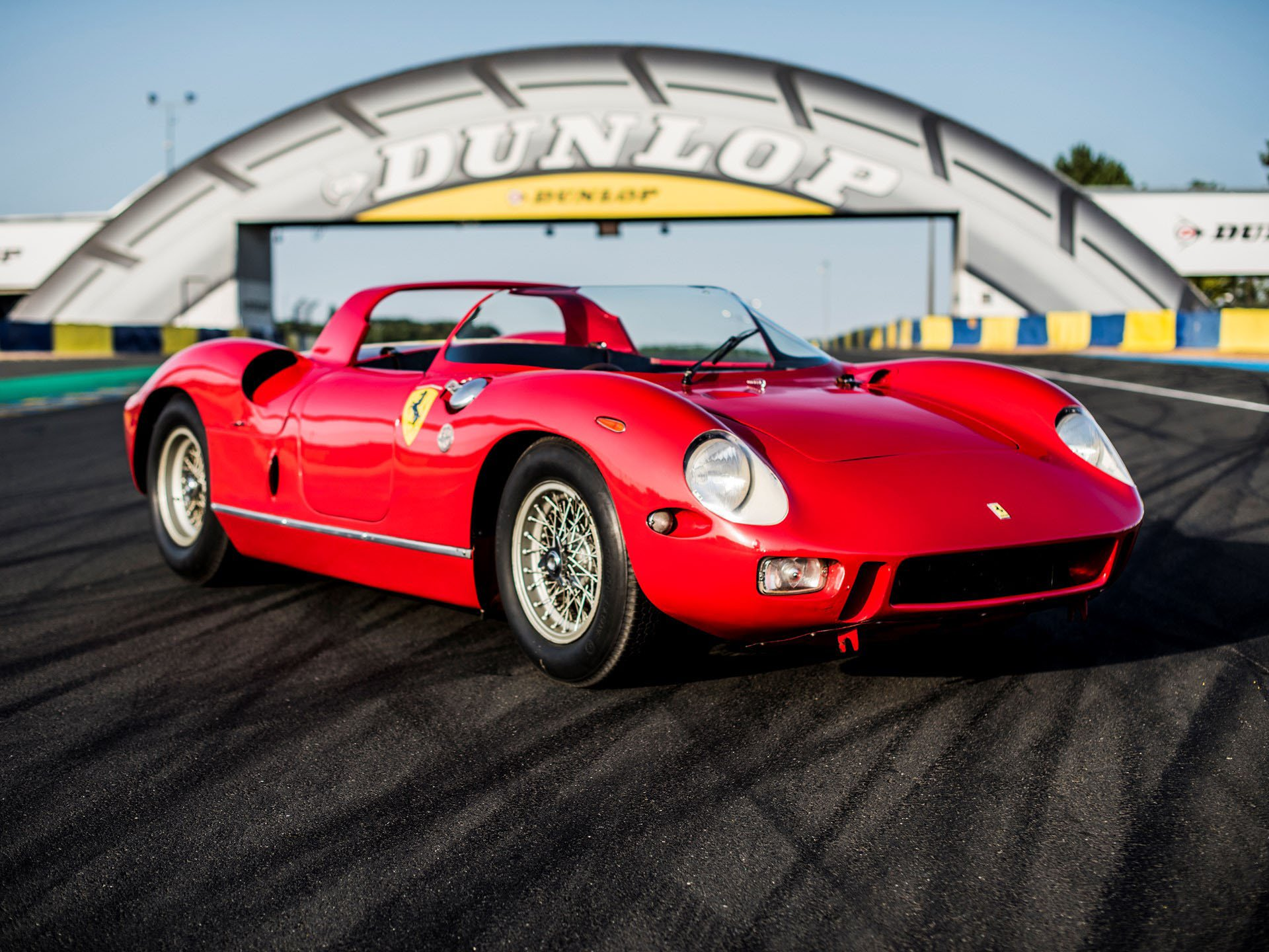 Ferrari 275 P auction (1)