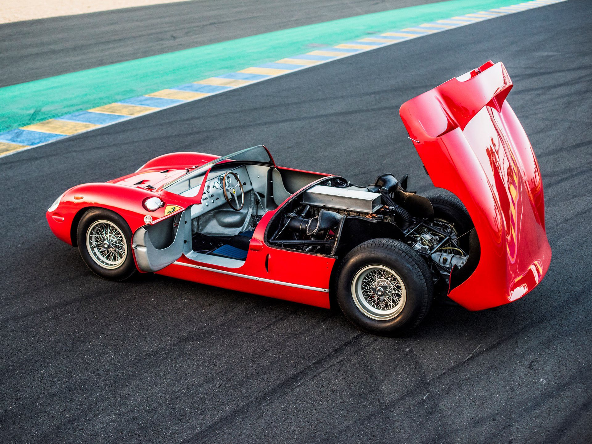 Ferrari 275 P auction (11)
