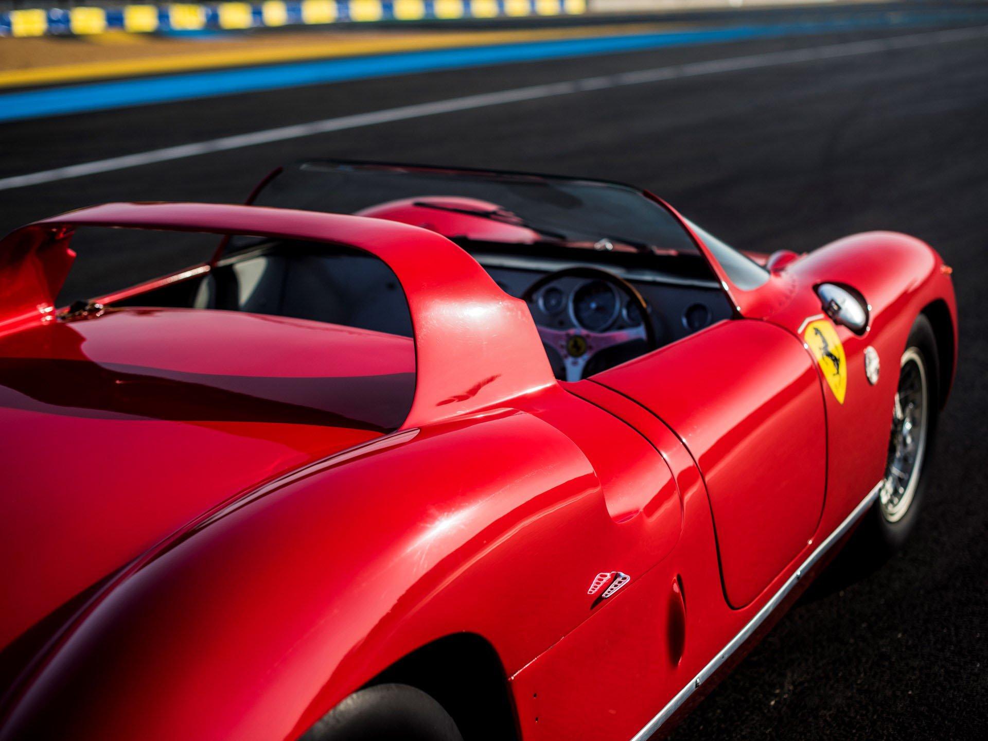 Ferrari 275 P auction (15)