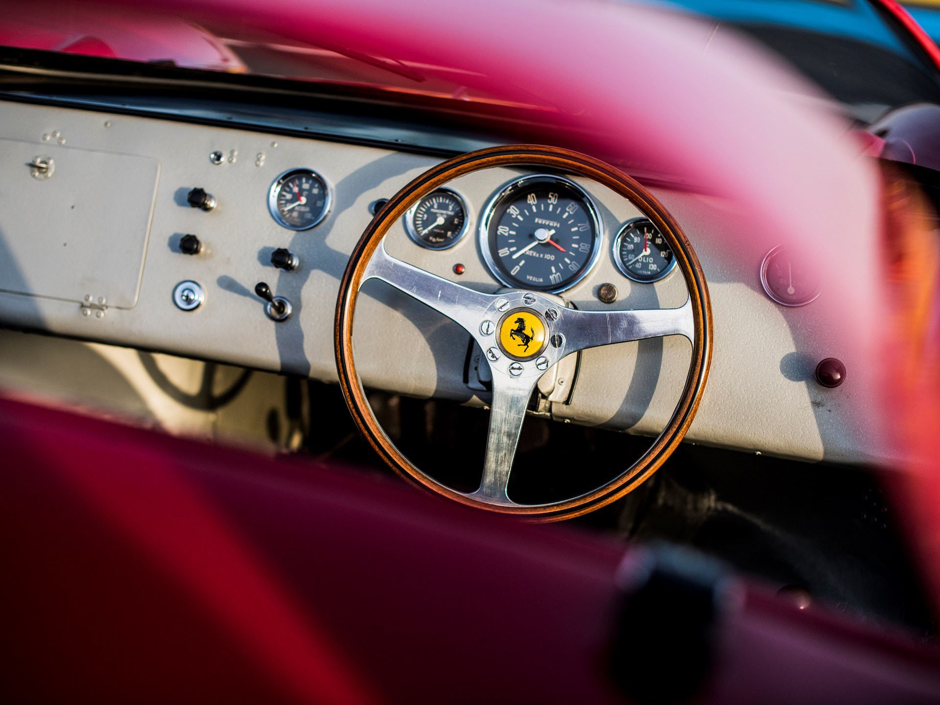 Ferrari 275 P auction (33)