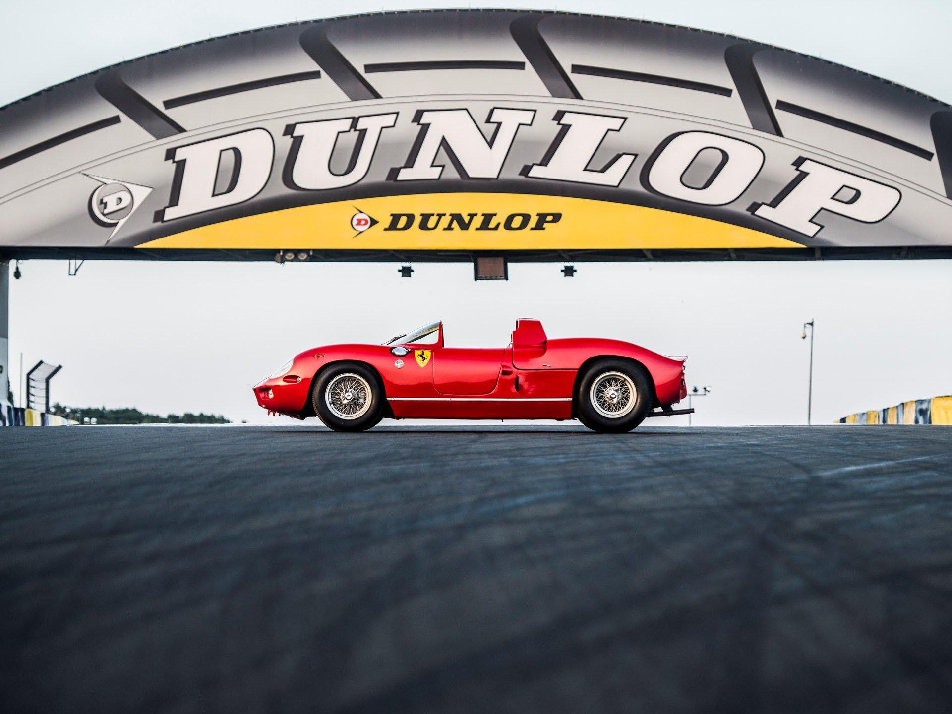 Ferrari 275 P auction (4)
